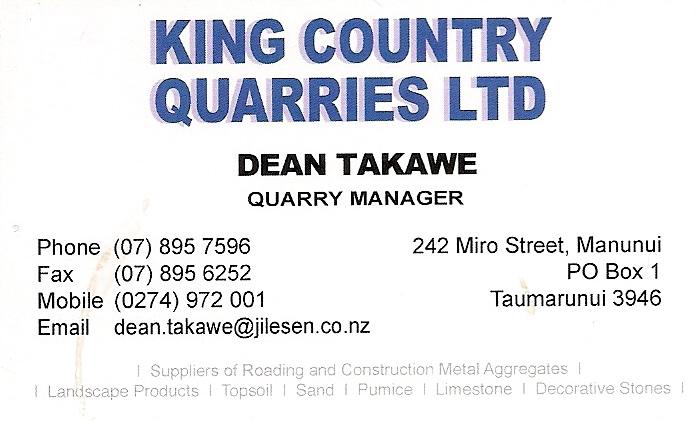 Dean Takawe