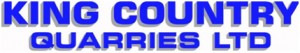 King Country Quarries Logo