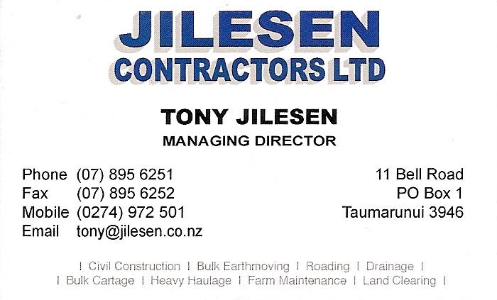 Tony Jilesen