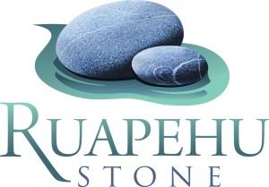 Ruapehu Stone Logo